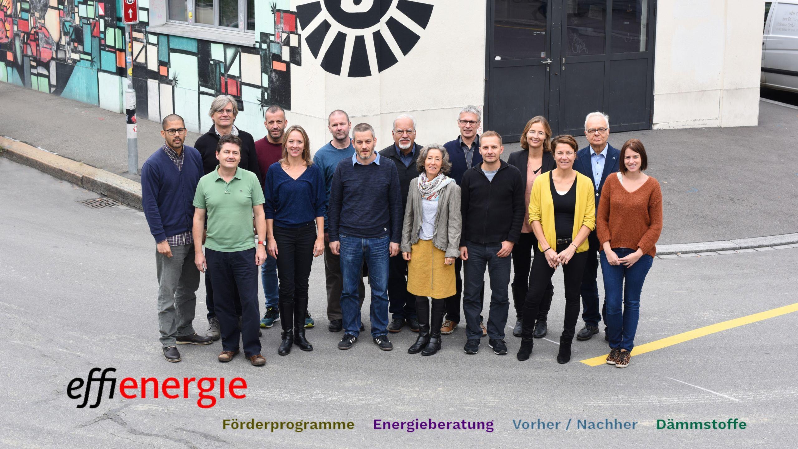EffiWatt-Programm: Effizientere Gebäude im Wallis