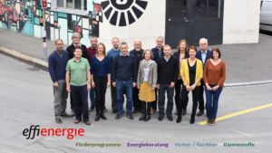 Effinergie AG sostiene i lavori di rinnovo