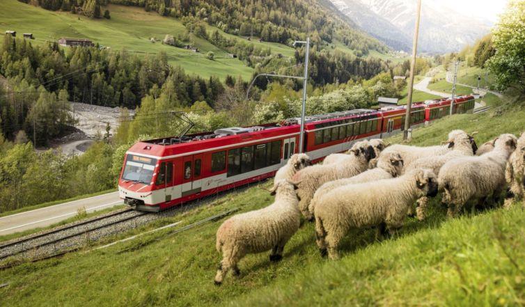 Matterhorn Gotthard Bahn