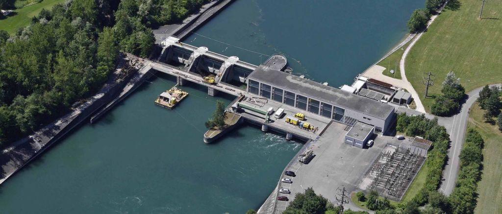 Alpiq Hydro Aare: produzione più efficiente grazie a una gestione sostenibile dell'energia