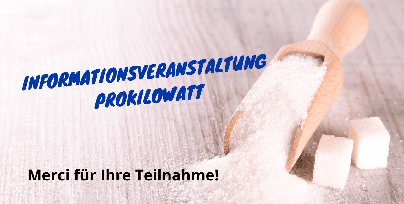 Grosser Erfolg für ProKilowatt-Webinare